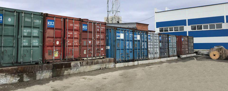 Склады-контейнеры от компании Складград