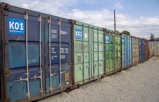 Склад-контейнер на Уралмаше